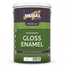 5L White   Water Based Gloss Enamel