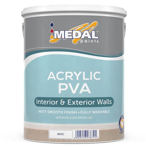5l Acrylic Pva