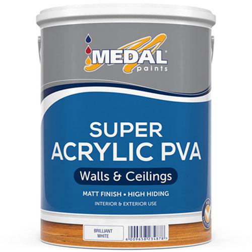 5l Super Acrylic Pva